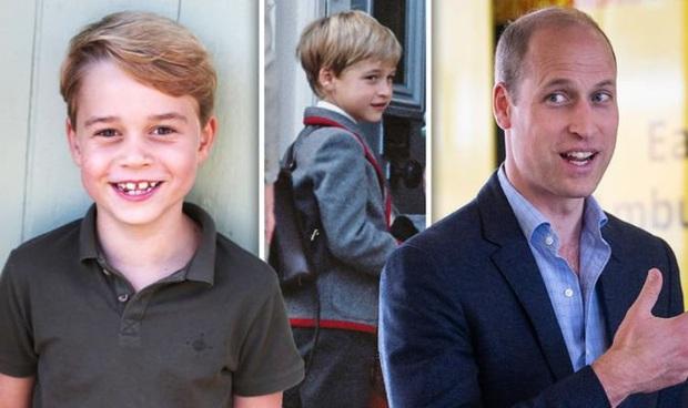 Hoàng gia Anh khoe hình ảnh mới của Hoàng tử bé George, dân mạng khen gương mặt có thần thái hệt như Hoàng tử William ngày bé - Ảnh 3.