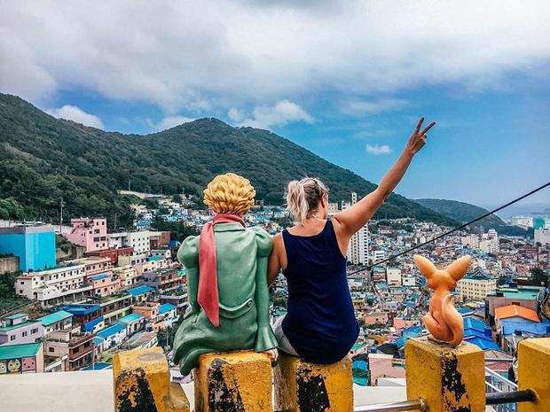 Những địa điểm du lịch sặc sỡ nhất thế giới, càng màu mè thì càng hút khách hơn - Ảnh 16.