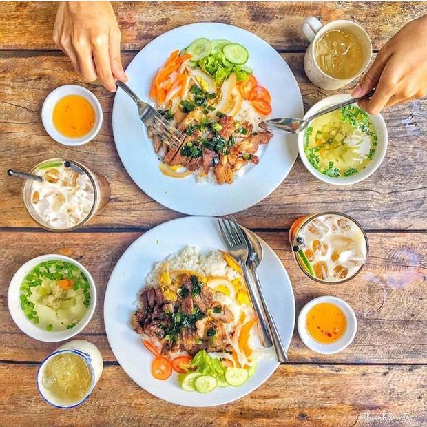 Cũng gọi là cơm tấm nhưng đặc sản nổi tiếng của Long Xuyên lại rất khác Sài Gòn, chỉ ai ăn rồi mới biết - Ảnh 2.