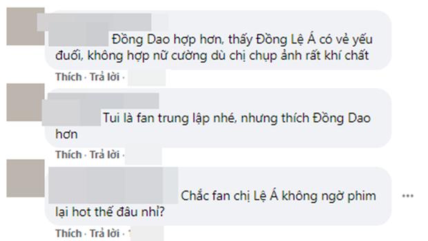 """Đồng Dao lọt hot search nhờ 30 Chưa Phải Là Hết, netizen cà khịa Đồng Lệ Á: """"Chị có tiếc khi ngày ấy bỏ vai?"""" - Ảnh 4."""