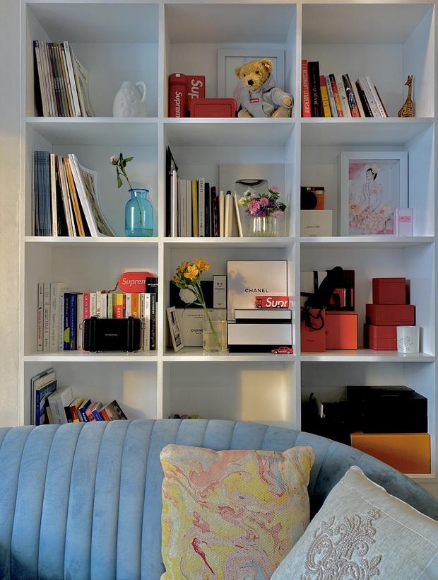 """Biến căn phòng đơn giản thành nơi sống ảo đỉnh cao, Khánh Linh """"bóc giá"""" nội thất toàn hàng xịn, tận tình chỉ cả nơi mua - Ảnh 14."""