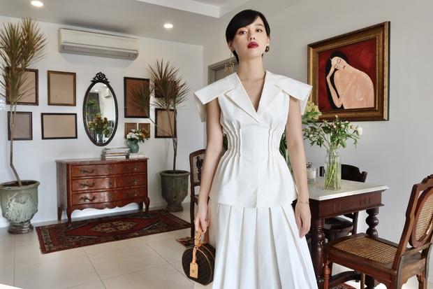 """Biến căn phòng đơn giản thành nơi sống ảo đỉnh cao, Khánh Linh """"bóc giá"""" nội thất toàn hàng xịn, tận tình chỉ cả nơi mua - Ảnh 2."""