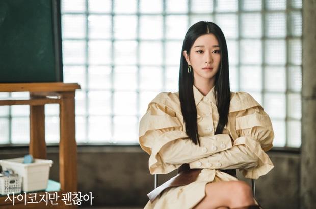 Tưởng Seo Ye Ji ở Điên Thì Có Sao là gây hãi nhất, ai ngờ chưa là gì so với thời chị đẹp tát lật mặt Lee Jun Ki  - Ảnh 5.