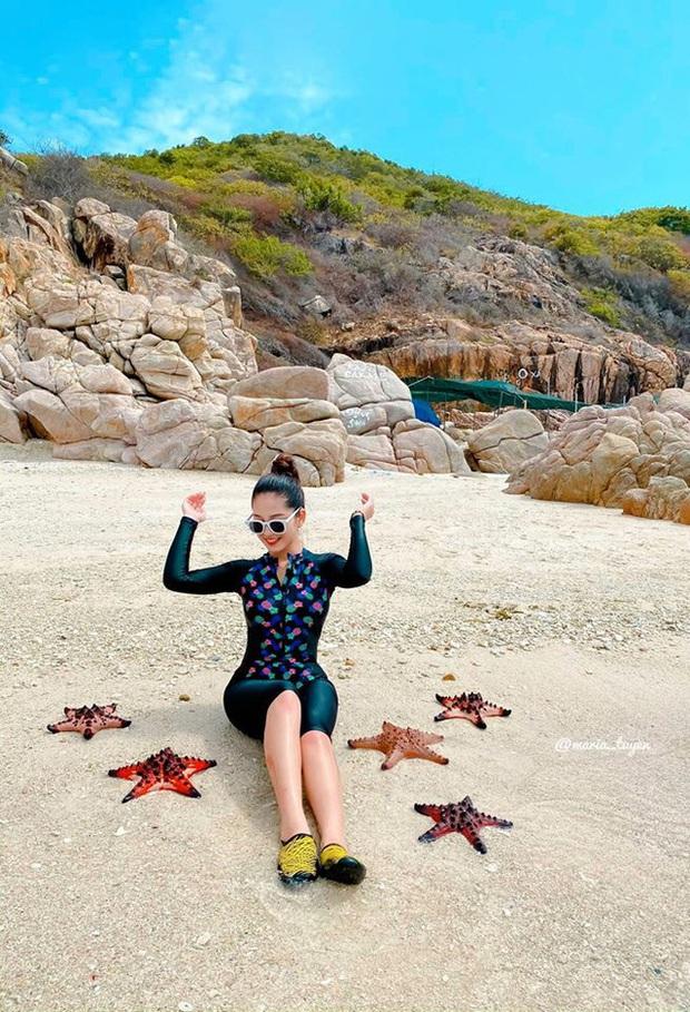 Lênh đênh 2N1Đ tại đảo Bình Hưng, Nha Trang chỉ với 1,5 triệu/người: Xứng đáng là Maldives Việt Nam với cảnh đẹp mãn nhãn, hải sản phủ phê - Ảnh 4.