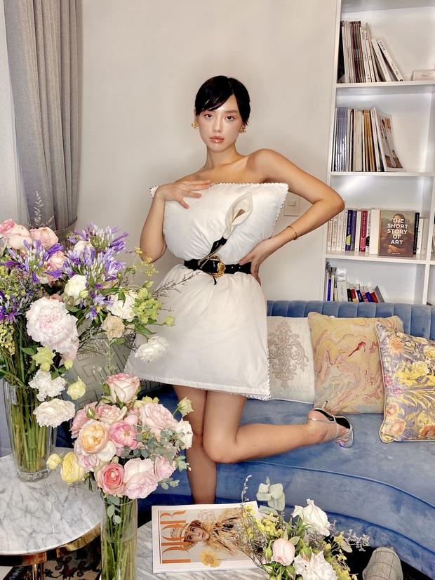 """Biến căn phòng đơn giản thành nơi sống ảo đỉnh cao, Khánh Linh """"bóc giá"""" nội thất toàn hàng xịn, tận tình chỉ cả nơi mua - Ảnh 9."""