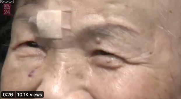Cụ già 82 tuổi hỗn chiến với gấu hoang nặng 150kg: Bà đấm nó văng lên trời luôn - Ảnh 3.