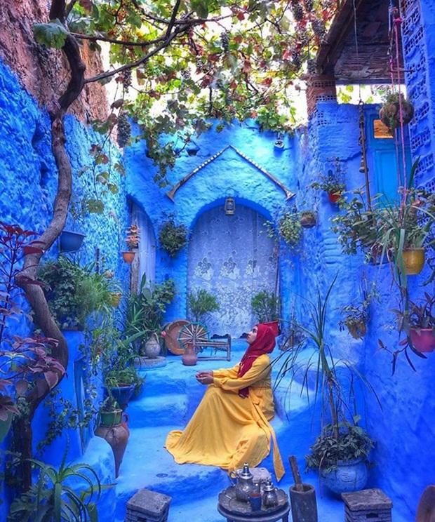 Những địa điểm du lịch sặc sỡ nhất thế giới, càng màu mè thì càng hút khách hơn - Ảnh 4.