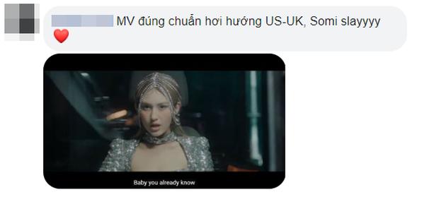 Somi tái xuất với MV đậm chất US-UK, nhạc bắt tai, thay 7749 bộ trang phục nhưng dân mạng vẫn thấy chưa đủ thoả mãn? - Ảnh 7.