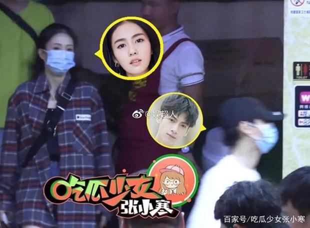 Phim Bạch Lộc - La Vân Hi đóng cùng chưa lên sóng đã bị tẩy chay vì tin đồn yêu đương - Ảnh 1.