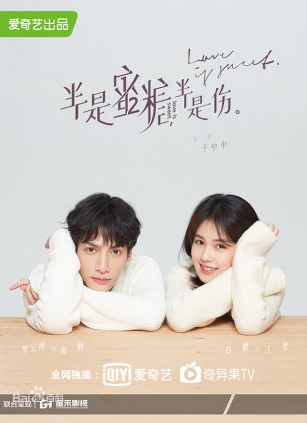Phim Bạch Lộc - La Vân Hi đóng cùng chưa lên sóng đã bị tẩy chay vì tin đồn yêu đương - Ảnh 13.
