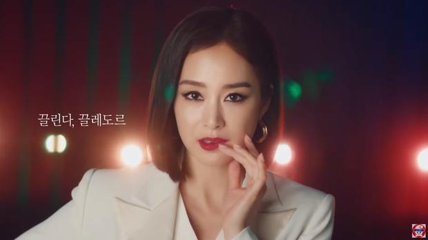 Muốn rớt hàm vì màn lột xác của Kim Tae Hee: Bắt chước ông xã Bi Rain, nhưng sao na ná ở chung kết Hoa hậu Việt Nam 2016? - Ảnh 3.