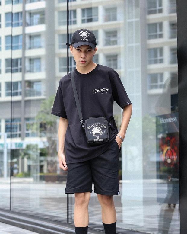 Lee Min Ho chuyên diện quần short ngắn cũn tôn chân dài cực phẩm, không ít giai hẳn sẽ muốn học theo đấy - Ảnh 7.