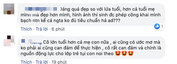 Thí sinh U60 đăng ký thi Hoa hậu Việt Nam 2020: Tự tin và đam mê có đủ, được khen hết lời nhưng đáng tiếc không hợp lệ - Ảnh 4.