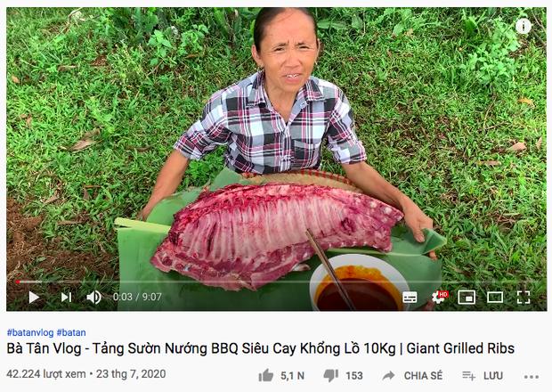 """Bị phản ánh làm đồ uống nhiều quá, Bà Tân Vlog thay đổi món trong clip mới nhưng hoá ra chỉ là dùng lại """"chiêu"""" cũ? - Ảnh 2."""