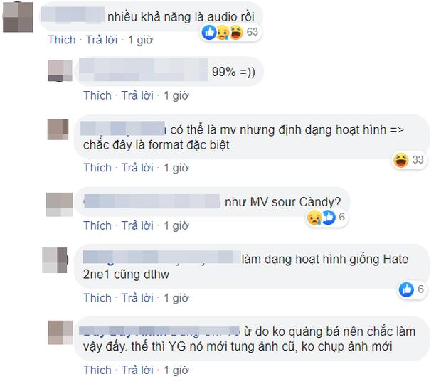 """YG hứa ca khúc mới của BLACKPINK có """"dạng đặc biệt"""", nhưng fan nghi 99% là không có MV vì đến poster còn """"xào"""" lại ảnh cũ thế này? - Ảnh 7."""