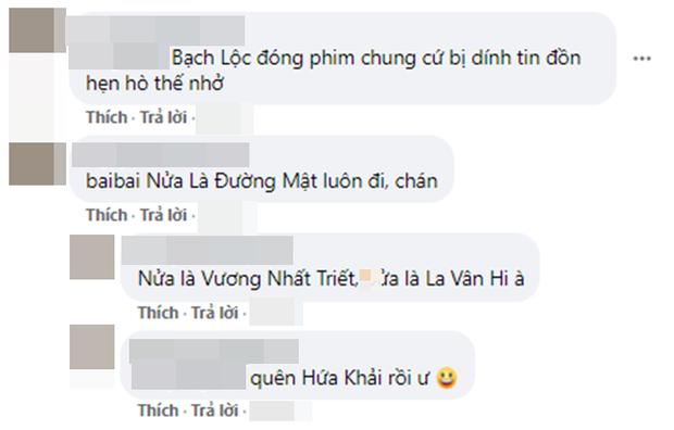 Phim Bạch Lộc - La Vân Hi đóng cùng chưa lên sóng đã bị tẩy chay vì tin đồn yêu đương - Ảnh 12.