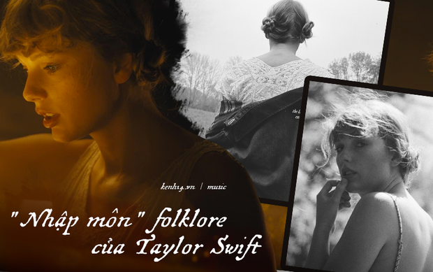 Biết gì về folklore của Taylor Swift trước giờ G: Nhạc sẽ giống Safe & Sound, 16 phiên bản album và cuộc đối đầu trực diện với Kanye West - Ảnh 1.