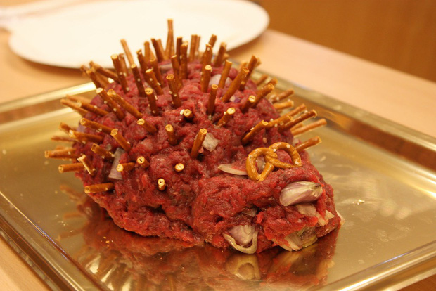 """Những sáng tạo ẩm thực không thể hiểu nổi của người nước ngoài, """"rùng mình"""" từ bề ngoài cho đến hương vị - Ảnh 18."""