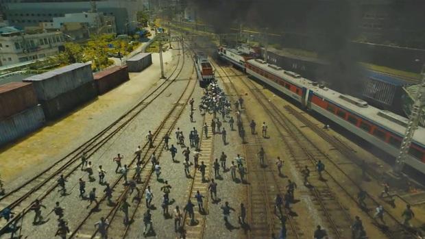 6 giả thuyết rợn người ở bom tấn Train To Busan 2: Con gái Gong Yoo vẫn còn sống, zombie sắp xâm chiếm cả thế giới rồi? - Ảnh 2.
