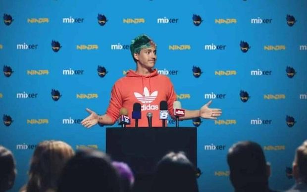 Vì sao streamer Ninja từ chối lời đề nghị 'béo bở' 60 triệu USD của Facebook? - Ảnh 1.