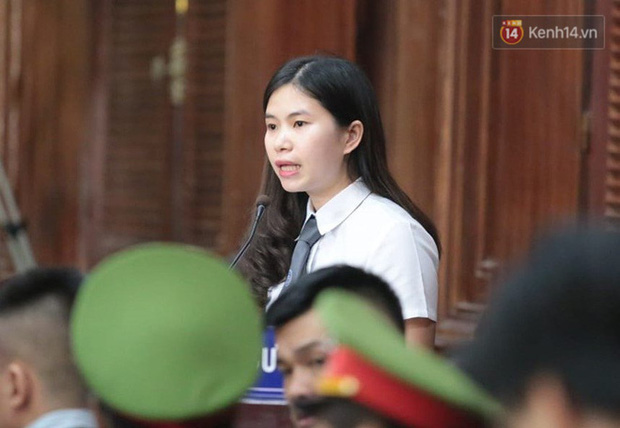 Luật sư bào chữa cho Văn Kính Dương đề nghị trả hồ sơ, cho rằng mức án dành cho Ngọc Miu là quá nghiêm khắc - Ảnh 8.