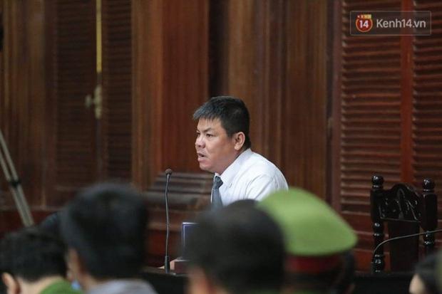 Luật sư bào chữa cho Văn Kính Dương đề nghị trả hồ sơ, cho rằng mức án dành cho Ngọc Miu là quá nghiêm khắc - Ảnh 12.