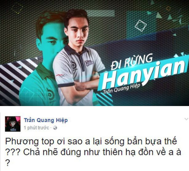 Hồ sơ Phương Top - Cựu giám đốc Team Flash: ông hoàng thị phi với nhiều drama khiến làng eSports Việt dậy sóng - Ảnh 3.