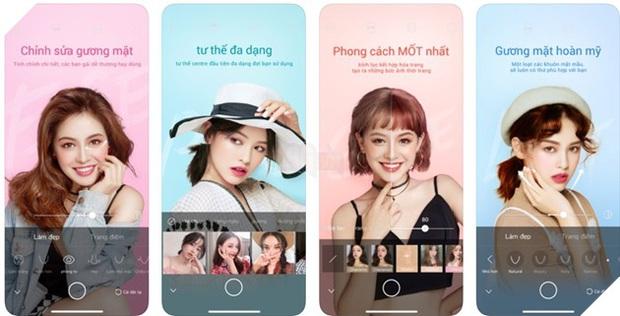 Top 4 ứng dụng selfie lừa tình nhất dành cho hội chị em mê sống ảo - Ảnh 2.