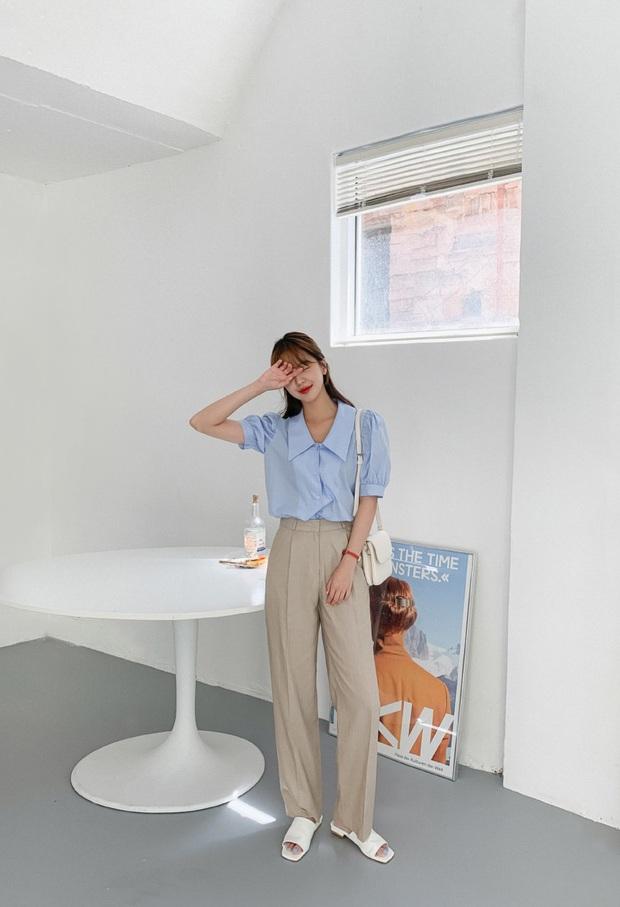 4 kiểu quần dài giúp nâng cấp vẻ xịn mịn cho set đồ, chị em có diện toàn items giá rẻ thì trông vẫn sang - Ảnh 11.