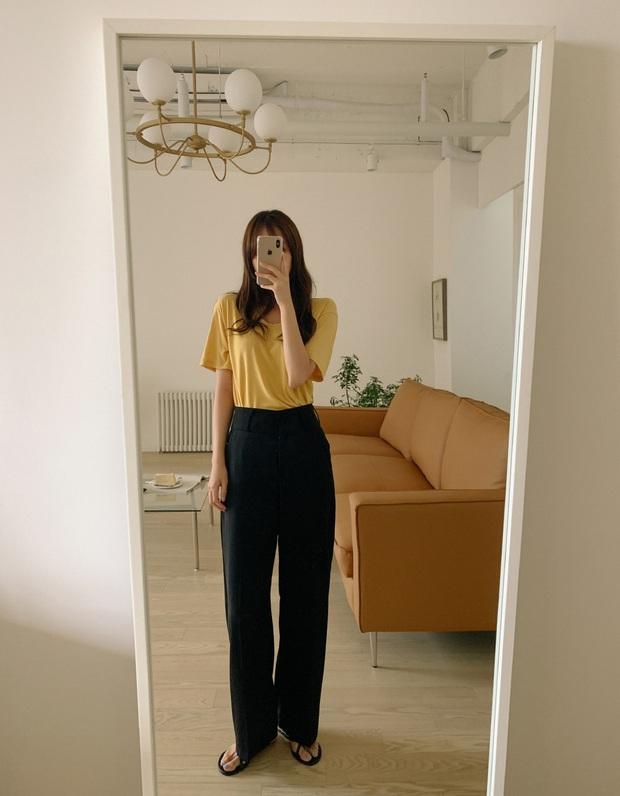 4 kiểu quần dài giúp nâng cấp vẻ xịn mịn cho set đồ, chị em có diện toàn items giá rẻ thì trông vẫn sang - Ảnh 3.