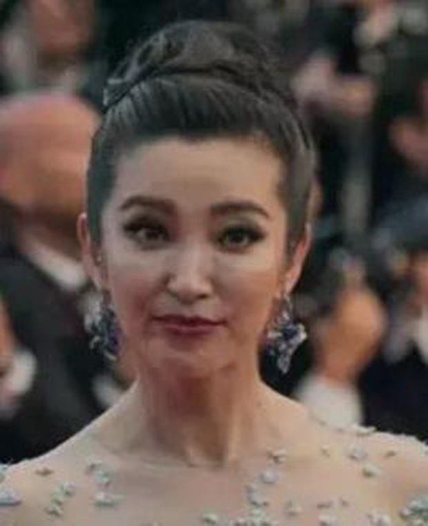 Choáng trước nhan sắc thật của mỹ nhân Hoa ngữ qua hình chưa được chỉnh sửa: Angela Baby hay Địch Lệ Nhiệt Ba đều rất khác - Ảnh 7.