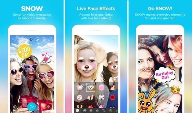 Top 4 ứng dụng selfie lừa tình nhất dành cho hội chị em mê sống ảo - Ảnh 11.