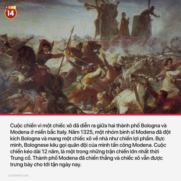 15 trận chiến có diễn biến đi thẳng xuống lòng đất đã từng diễn ra trong lịch sử nhân loại - Ảnh 5.