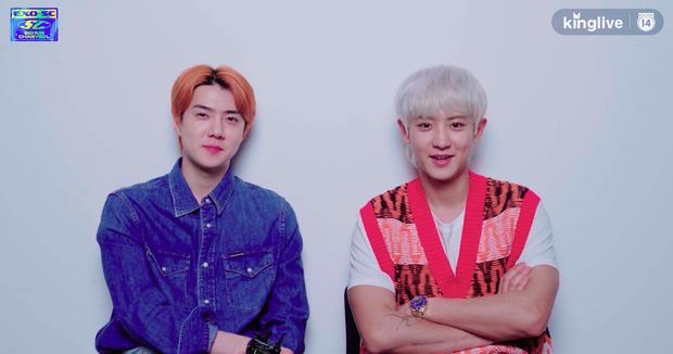 Phỏng vấn đặc biệt EXO-SC: Sehun cằn nhằn làm việc với EXO quá ồn ào, Chanyeol thổ lộ muốn thắng hạng nhất trên các show âm nhạc! - Ảnh 6.
