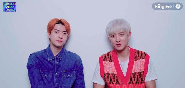 Phỏng vấn đặc biệt EXO-SC: Sehun cằn nhằn làm việc với EXO quá ồn ào, Chanyeol thổ lộ muốn thắng hạng nhất trên các show âm nhạc! - Ảnh 4.
