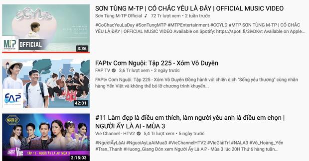 Thái Vũ (FAPTV) lên tiếng sau vụ lùm xùm với fan Sơn Tùng: Cũng có thể tôi sai, nhưng chúng tôi phải ẩn rất nhiều spam từ SKY - MTP - Ảnh 1.