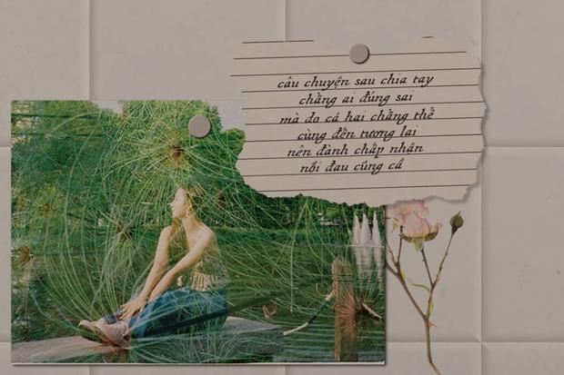 Bài hát mới của AMEE là lời đáp trả gửi đến người cũ: Khi chia tay, ai cũng là người sai! - Ảnh 4.