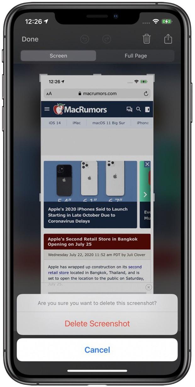 Apple phát hành iOS 14 beta 3: phóng to, thu nhỏ icon ứng dụng, nhắc nhở rửa tay! - Ảnh 15.