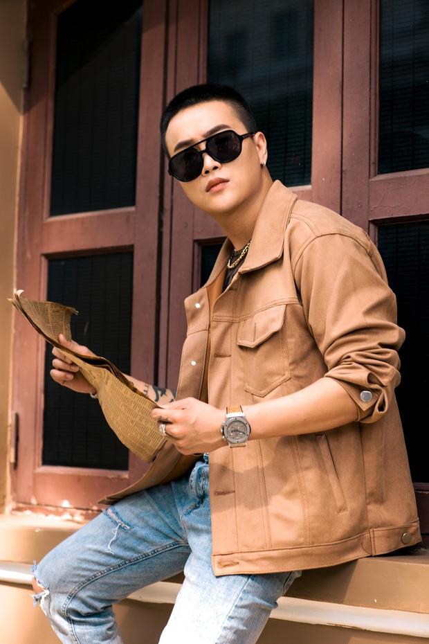 Titi (HKT) điển trai, phong độ chất ngất trong bộ ảnh mới: Có ai nhận ra chàng trai thảm hoạ năm nào không? - Ảnh 2.