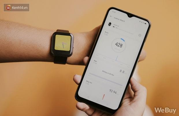 Chỉ gần 6 triệu mua được nguyên combo điện thoại, smartwatch và tai nghe không dây: Dùng thực tế thế nào? - Ảnh 4.