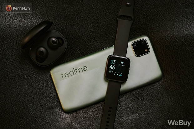 Chỉ gần 6 triệu mua được nguyên combo điện thoại, smartwatch và tai nghe không dây: Dùng thực tế thế nào? - Ảnh 6.