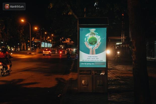 Thùng rác công nghệ với tấm pin mặt trời trên đường phố Hà Nội: Truyền cảm hứng bảo vệ môi trường đến người dân - Ảnh 8.