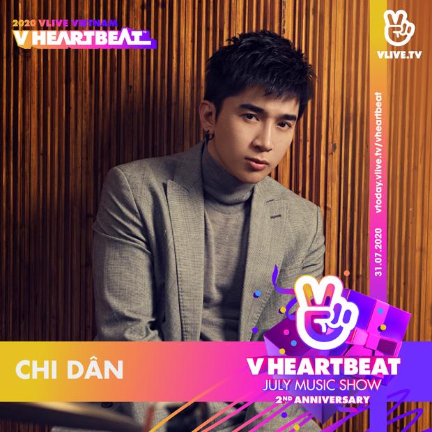 Minh Hằng, Chi Dân, Châu Đăng Khoa, K-ICM cùng gà cưng và hàng loạt nghệ sĩ đổ bộ show kỷ niệm V Heartbeat Live tròn 2 năm - Ảnh 15.