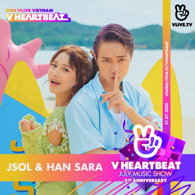 Minh Hằng, Chi Dân, Châu Đăng Khoa, K-ICM cùng gà cưng và hàng loạt nghệ sĩ đổ bộ show kỷ niệm V Heartbeat Live tròn 2 năm - Ảnh 19.