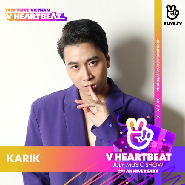 Minh Hằng, Chi Dân, Châu Đăng Khoa, K-ICM cùng gà cưng và hàng loạt nghệ sĩ đổ bộ show kỷ niệm V Heartbeat Live tròn 2 năm - Ảnh 17.