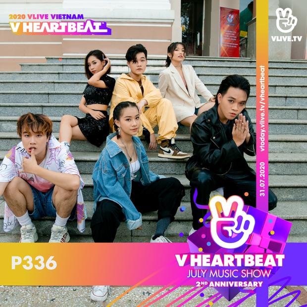 Minh Hằng, Chi Dân, Châu Đăng Khoa, K-ICM cùng gà cưng và hàng loạt nghệ sĩ đổ bộ show kỷ niệm V Heartbeat Live tròn 2 năm - Ảnh 25.