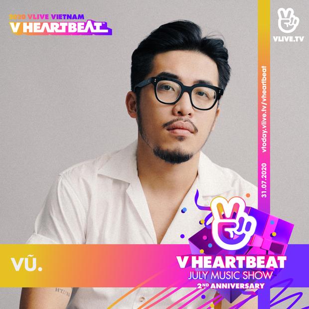 Minh Hằng, Chi Dân, Châu Đăng Khoa, K-ICM cùng gà cưng và hàng loạt nghệ sĩ đổ bộ show kỷ niệm V Heartbeat Live tròn 2 năm - Ảnh 5.
