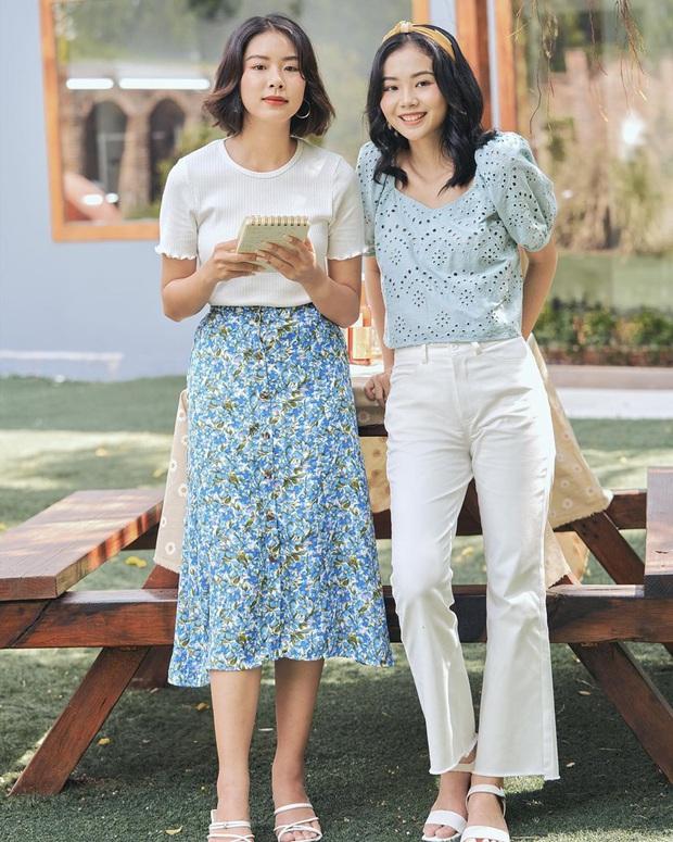 """""""Nữ hoàng sang chảnh"""" Jennie có một combo đồ xanh - trắng siêu xinh, ai cũng có thể học theo để nâng điểm style - Ảnh 10."""
