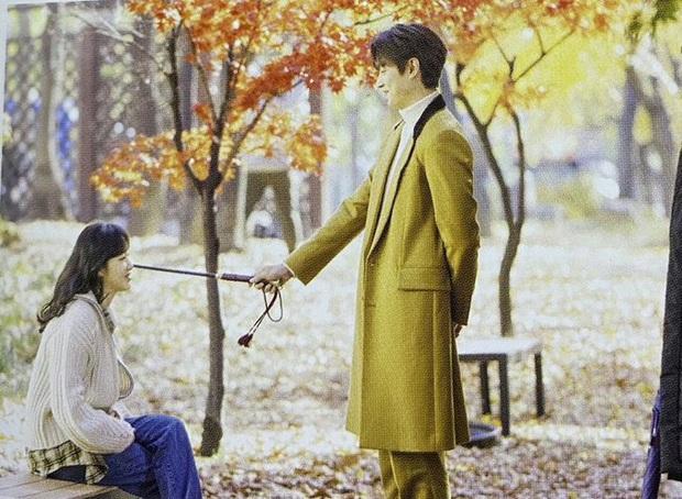 Rò rỉ ảnh chưa từng công bố của Lee Min Ho - Kim Go Eun: Sau máy quay thế này chẳng trách bị nghi hẹn hò thật - Ảnh 3.