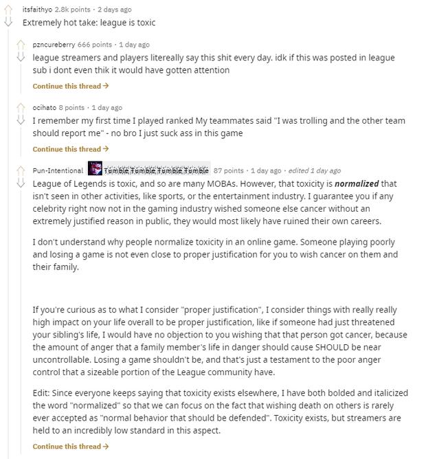 Streamer nổi tiếng Bắc Mỹ chửi rủa đồng đội đáng bị ung thư, cộng đồng game thủ phẫn nộ! - Ảnh 4.